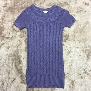 The Eagles Eye Sweater Dress Girls Size Small 7-8